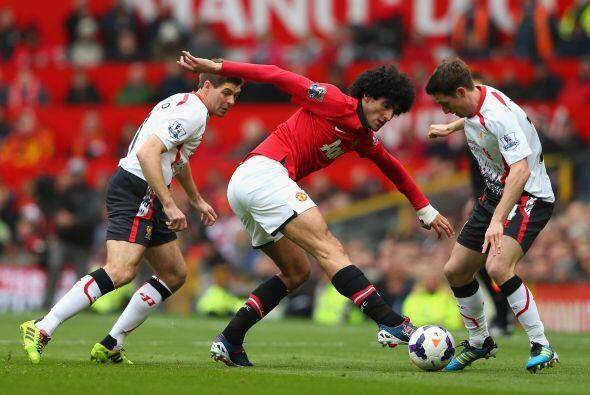 El partido más esperado de la jornada en la Liga Premier inglesa se juga...