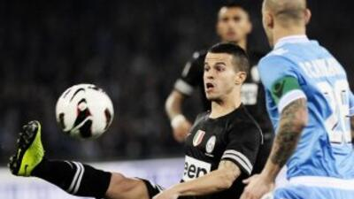 Juventus y Nápoles igualaron y mantienen la distancia en la Serie A del...
