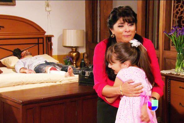 ¡Fuerza Acacia y Cristina! Deben encontrar la resignación. Es un golpe t...