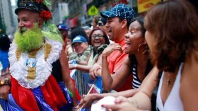 """El 95 por ciento de los hispanos cree que es """"importante"""" que las futura..."""