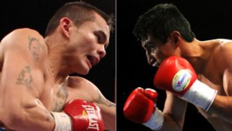 Marcos Maidana y Erik Morales pelearán en abril.