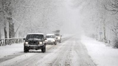 Con el comienzo del invierno los conductores se preparan para la tempora...