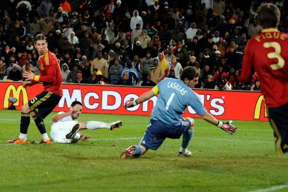 España intentó pero no pudo, la historia quedó escrita cuando Dempsey se...