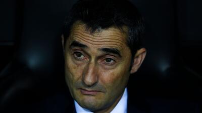 Ernesto Valverde no se cierra a la contratación de un central