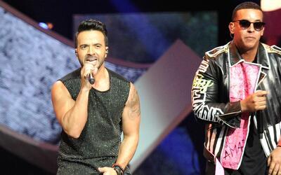 Luis Fonsi y Daddy Yankee cantaron 'Despacito' juntos el pasado abril.