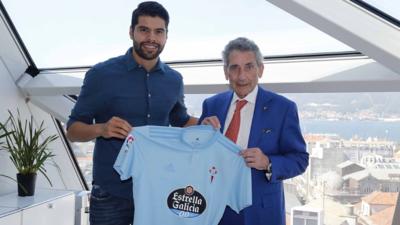 En fotos: Néstor Araujo, de Cruz Azul a nuevo refuerzo del Celta de Vigo