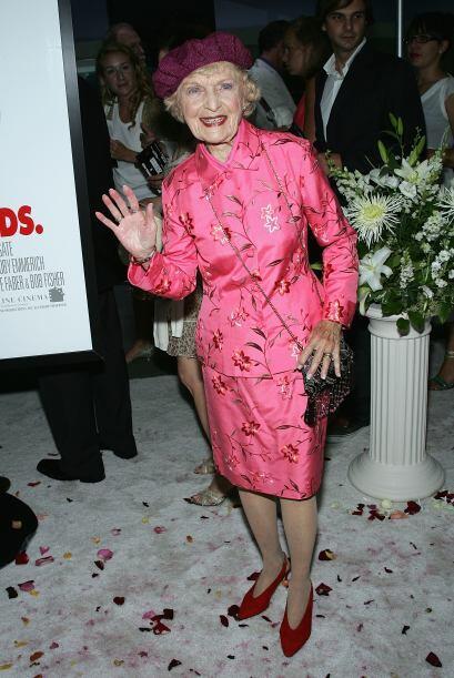 Ellen también salió en cintas como 'The Wedding Crashers', 'Sister Act'...