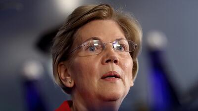 Warren demuestra que tiene sangre indígena y reta a Trump a donar el millón de dólares que prometió