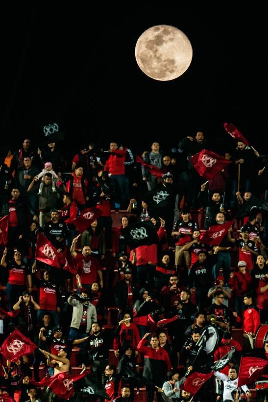 Estadio Caliente - Xolos 3-1 Atlas: 25,333 espectadores
