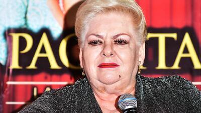 Paquita la del Barrio reacciona molesta cuando le preguntan de Maluma y de la vida de otros famosos