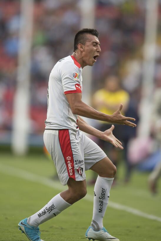 Atlas golea a domicilio y se mete a puestos de Liguilla Daniel Alvarez A...