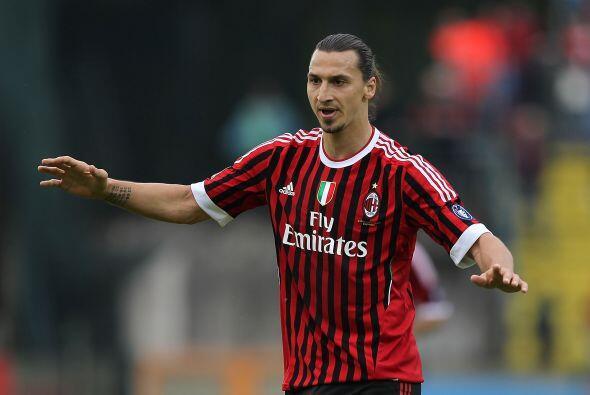El sueco que no para de dominar la Serie A italiana, Zlatan Ibrahimovic,...