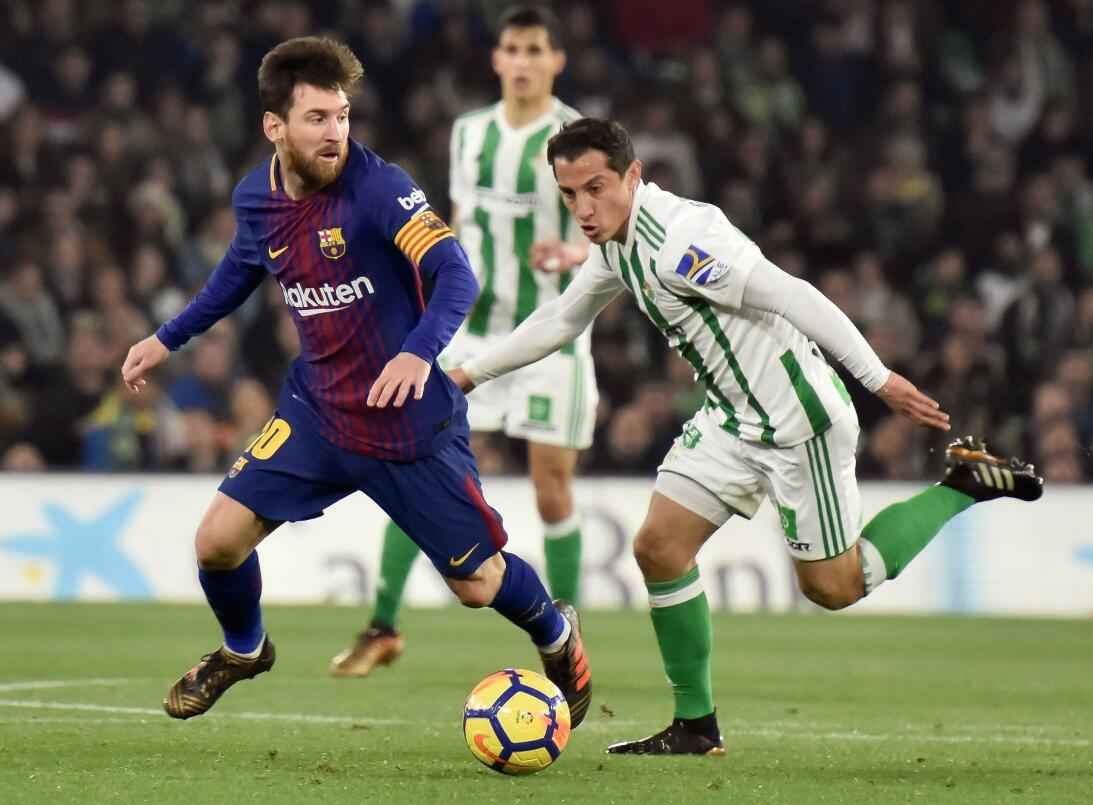 Lunes 29 de enero - Celta de Vigo Vs. Betis: Andrés Guardado está prepar...
