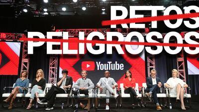 Peligrosos retos virales parecen haber llegado a su fin en YouTube