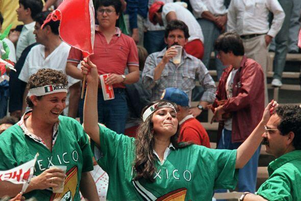 En 1968 México y Chile disputarían su cuarto amistoso con saldo favorabl...