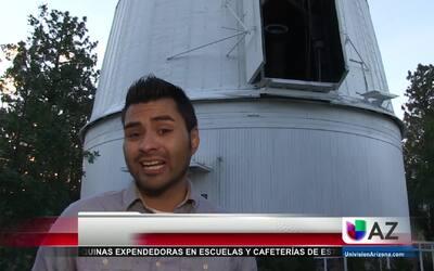 Explora el Universo en Observatorio Lowell