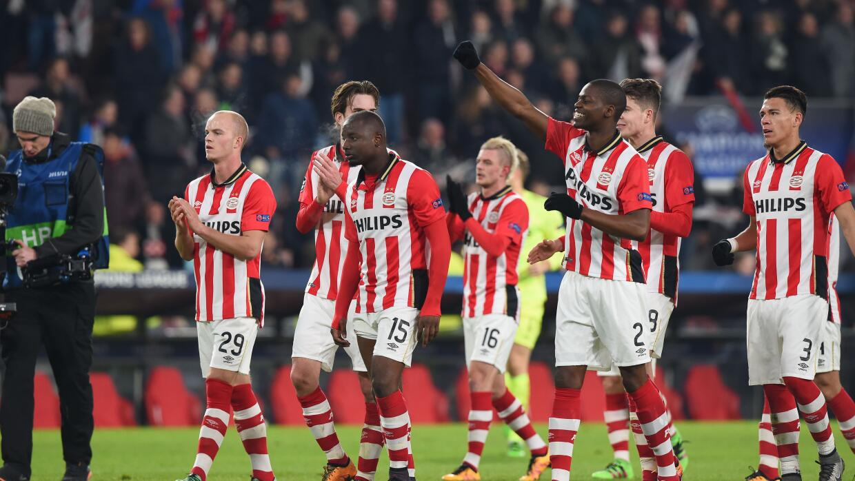 El PSV goleó en la Liga de Holanda