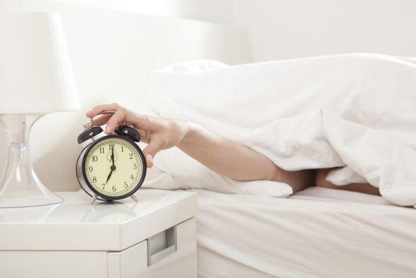 Si ignoras reiteradamente la alarma del despertador necesitas hacer algo...