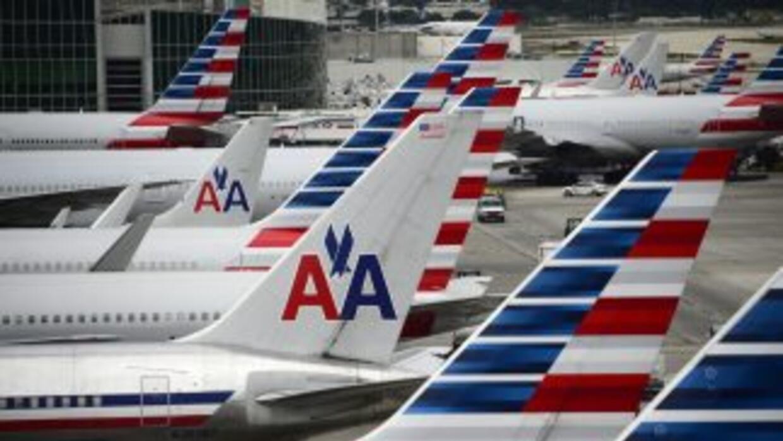 Aeronaves de American Airlines. (Imagen de Archivo).