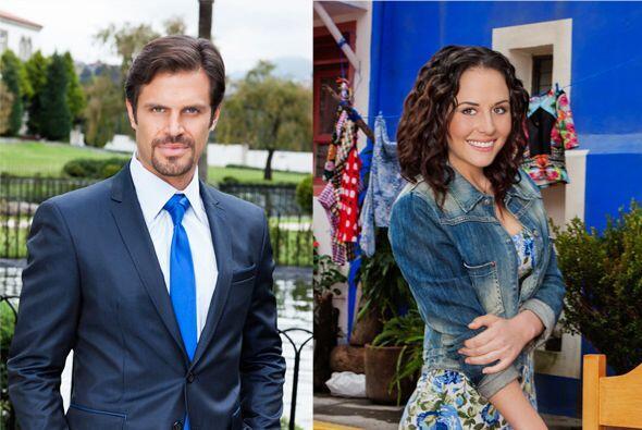 ¡Amantes y rivales! Ellos se amaban en una telenovela y en otra se...