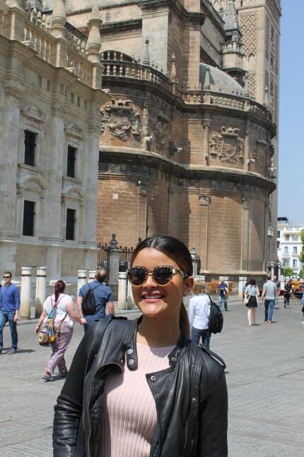 Estas son las fotos más bellas de Clarissa Molina en Sevilla IMG_4388.JPG