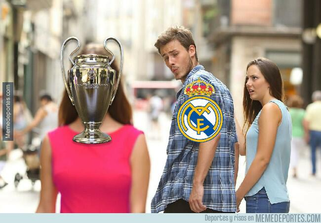 Memes del partido entre Paris Saint-Germain y Real Madrid en Champions L...