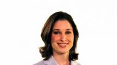 Arantxa Loizaga es la conductora de Noticias 41 en San Antonio, Texas.