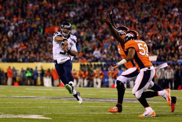 Con el triunfo en el Super Bowl ante los Broncos, Wilson calló la boca d...