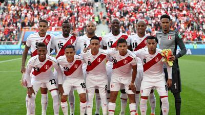 Perú tuvo más representantes de la Liga MX en su alineación titular que México