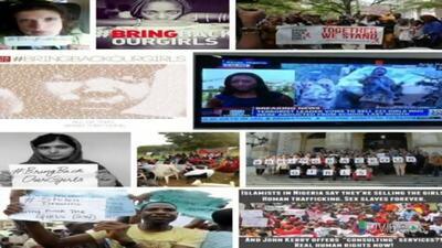Indignación mundial por el secuestro de cientos de niñas en Nigeria