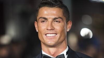 Cristiano Ronaldo en la gala de presentacion de su documental.