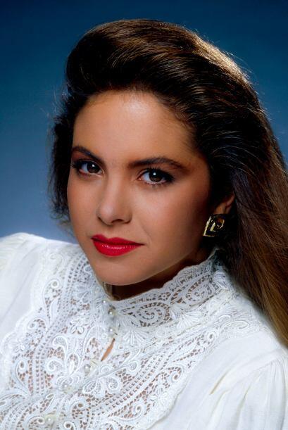 """¿Recuerdas a """"Isabel Contreras"""" de """"Cuando Llega El Amor""""? ¡Si no la rec..."""