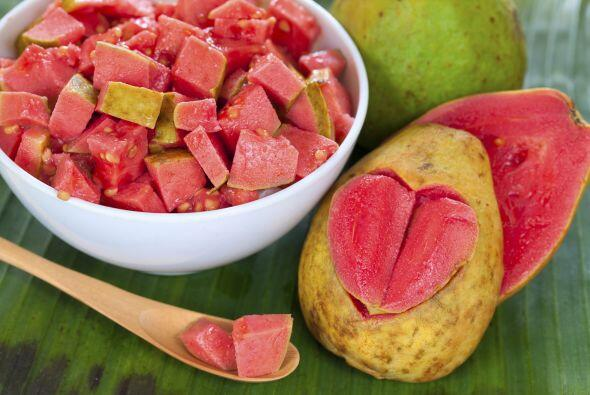 ¿Por qué incluir guayaba? El chef Fernando Deza, de la compañía de alime...