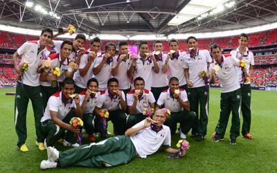 La Medalla de Oro conseguida por el Tri Sub-23 en los Juegos Olím...