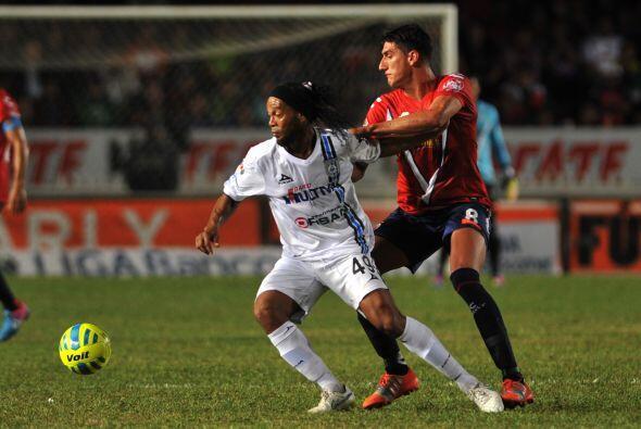Nos decantamos por Veracruz como favorito a las semifinales aunque no se...