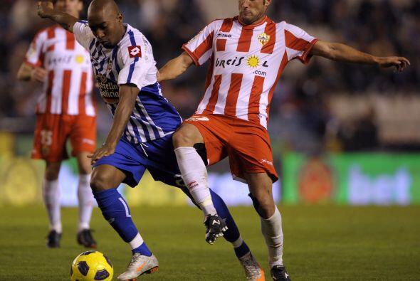 Pero los deportivistas sí reaccionaron, primero con un gol de Pablo Álva...