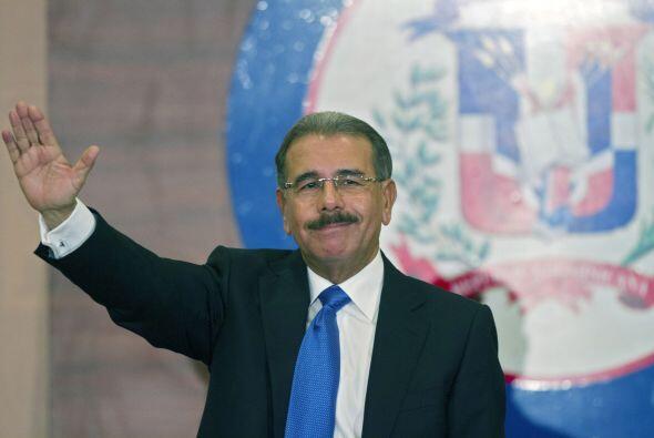 Agosto 16- Danilo Medina jura como presidente de la República Dom...