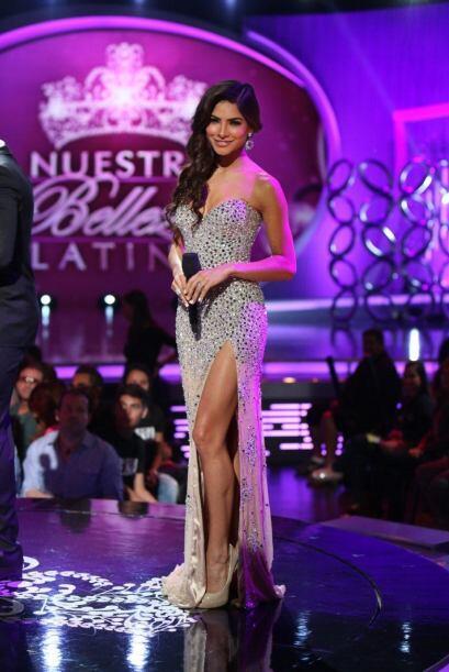 Alejandra Espinoza ya está más que lista para arrancar con...