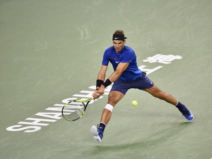 Roger Federer: Campeón del Masters de Shangái gettyimages-861558112.jpg