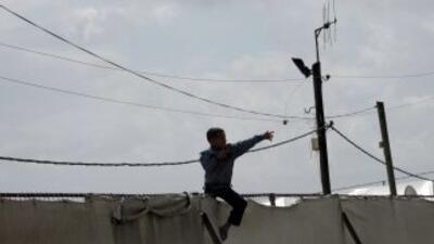 La primavera árabe se ha teñido de sangre en Siria un año después del es...