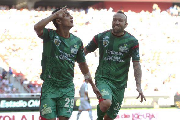 Vicente Matías Vuoso quiere recordar a su ex equipo anotándole goles en...