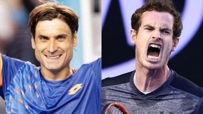 Ferrer y Murray avanzan a cuartos de final
