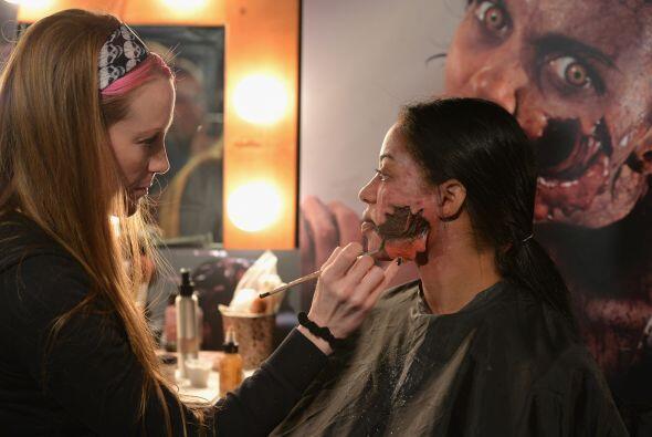 Nos queda claro que los maquilladores que se se especializan en esta ram...