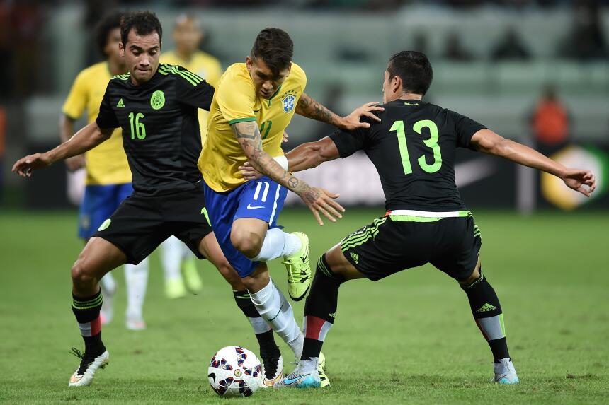 Calificando el Brasil-México