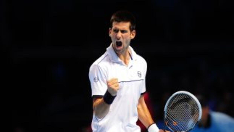 El tenista serbio tuvo el mejor año de su carrera.