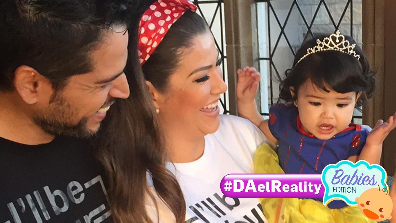 #DAelReality Babies Edition: ¿Cuál es la peor travesura de la princesa G...