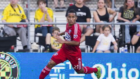 Michael Barrios, FC Dallas