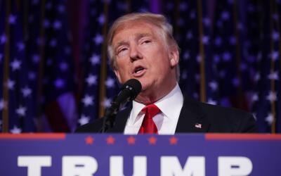 El próximo presidente se opone también a la expansión de Medicaid.