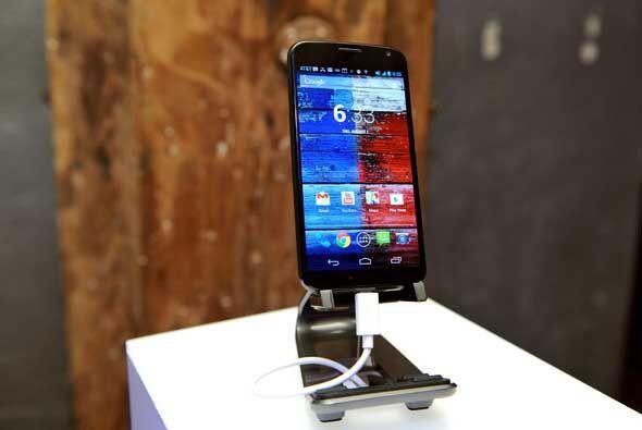 Uno de los aspectos que sobresale en este dispositivo móvil de Motorola...