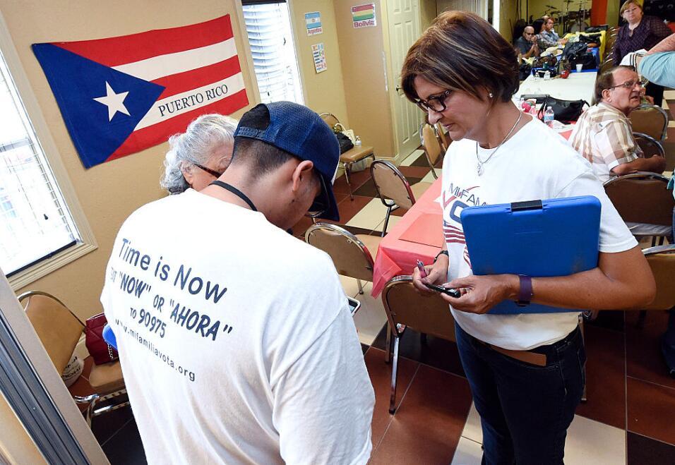El caso de los puertorriqueños: un siglo siendo estadounidenses a medias...